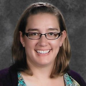 Katy Garletts, Pre-School Teacher at Zion Lutheran Christian School in Corvallis, Oregon.